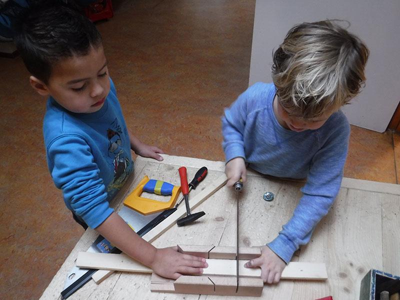 Keuzewerk - jenaplanschool 't Hoge Land in Epe