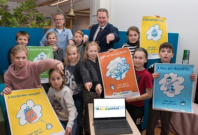 Kinderraad - jenaplanschool 't Hoge Land in Epe