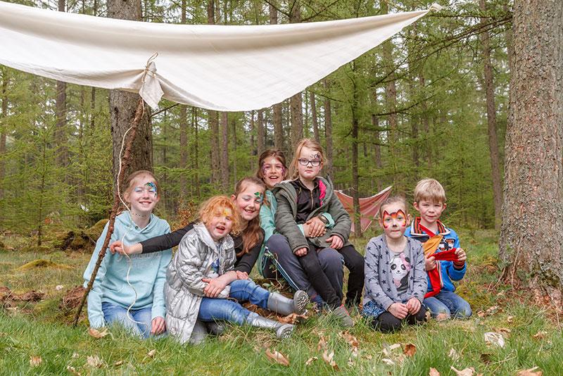 Lentefeest - Welkom bij jenaplanschool 't Hoge Land in Epe