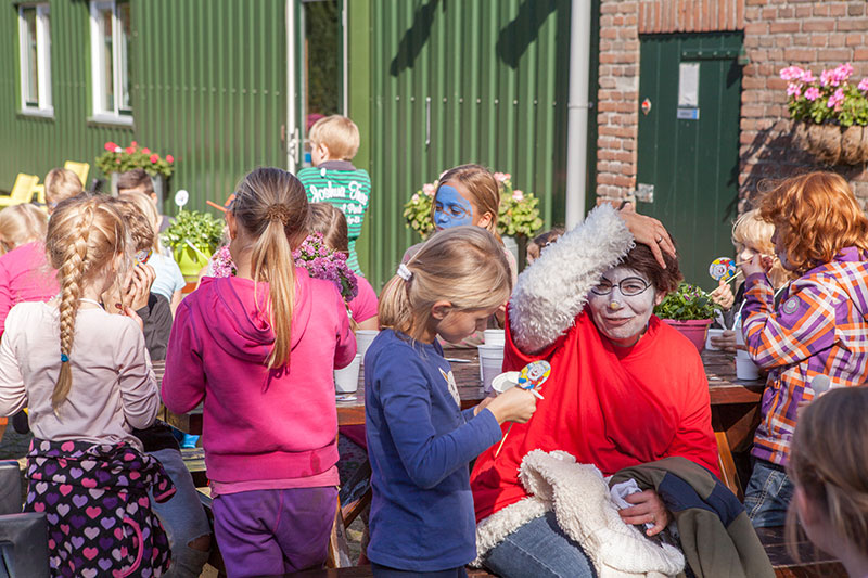 Projectwerk - jenaplanschool 't Hoge Land in Epe