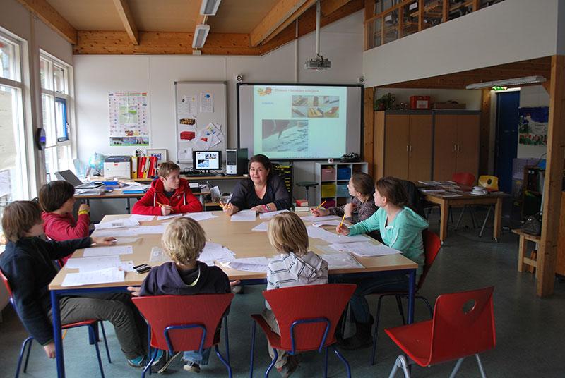 Groepsvergadering - jenaplanschool 't Hoge Land in Epe