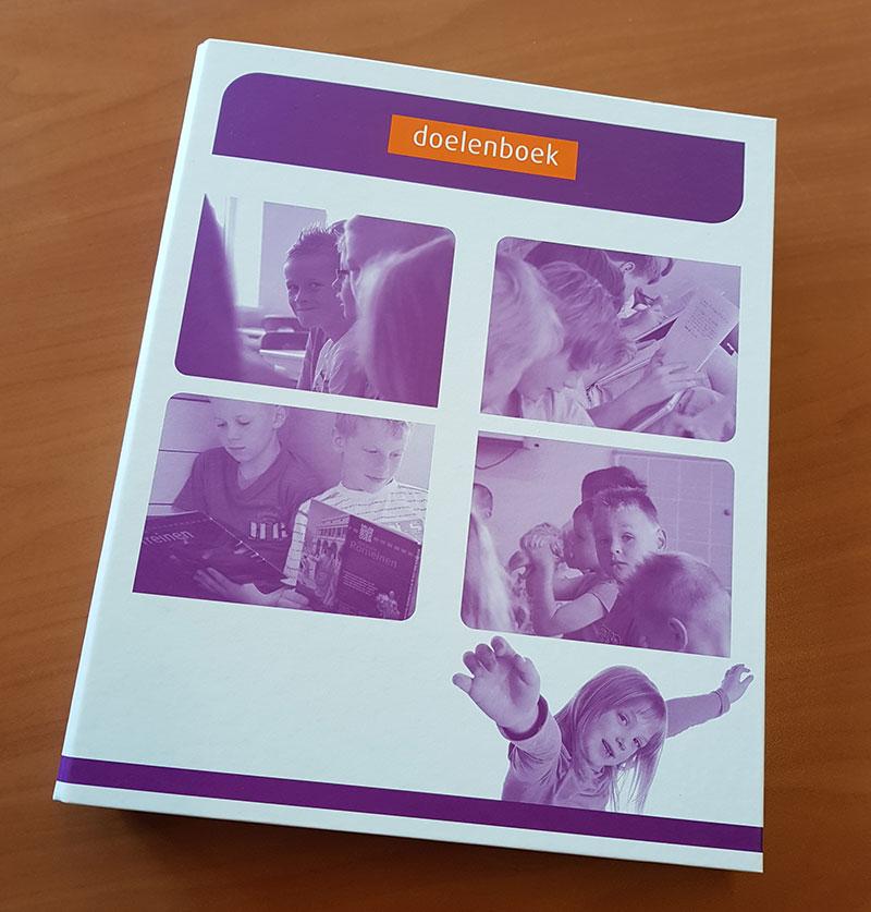 rapportfolioboek - jenaplanschool 't Hoge Land in Epe