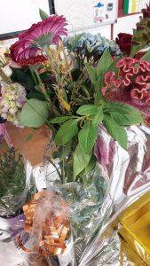 Vele bloemen